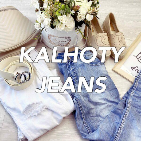 Kalhoty, jeans